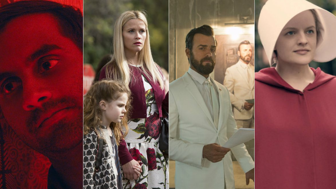 tv shows 2017 master of none the leftovers big little lies handmaid's tale