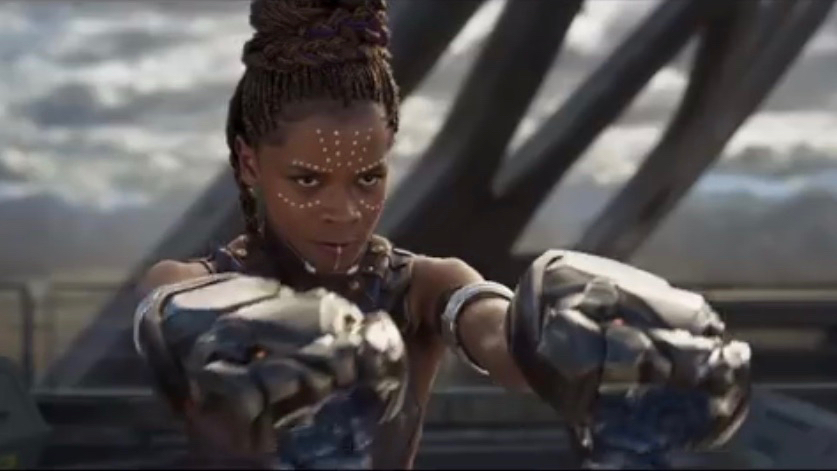 Social media shows the Black Panther trailer is already attracting the most diverse audience, compared to other superhero film trailers