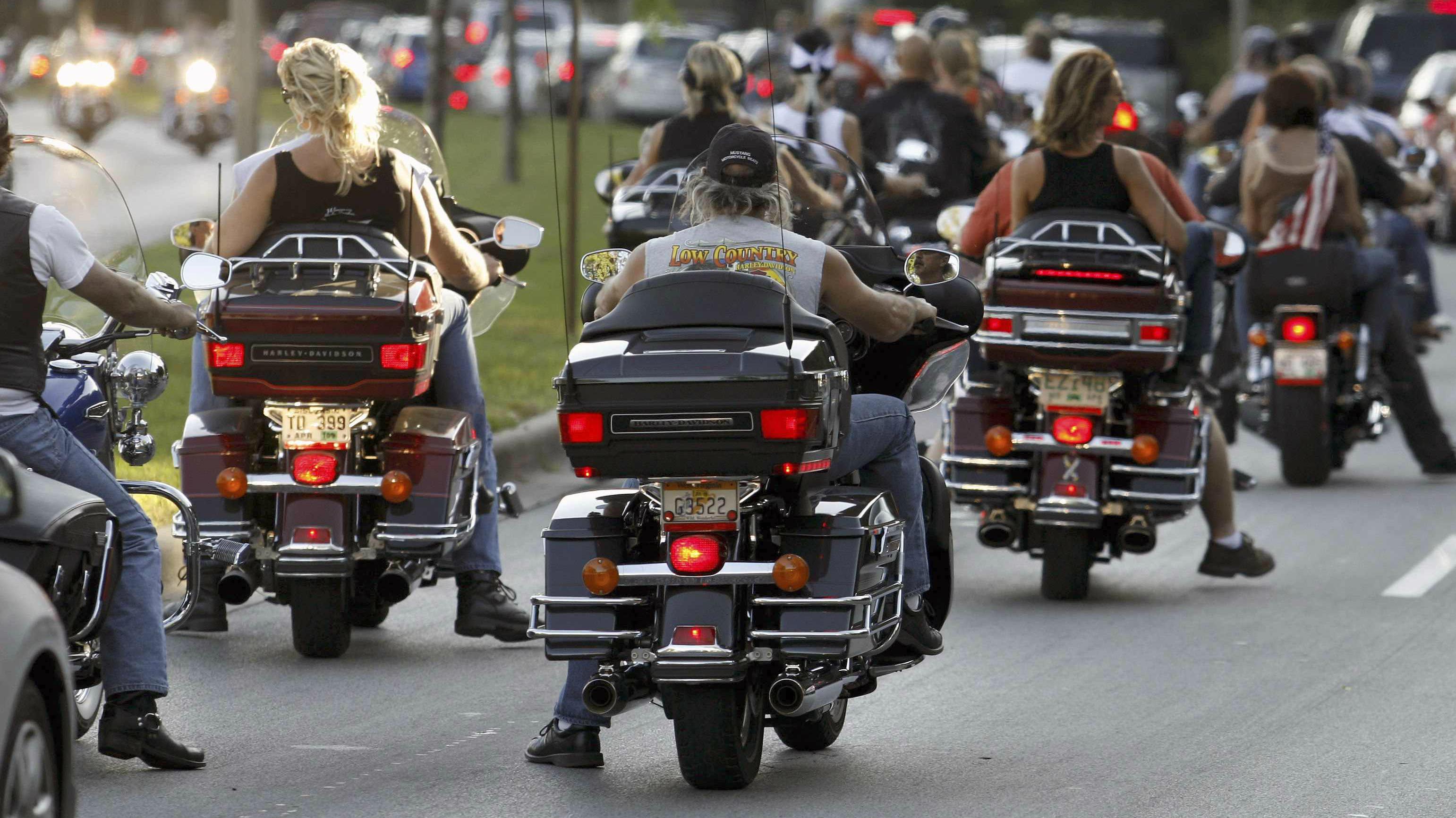 Harley-Davidson — Quartz Obsession — Quartz