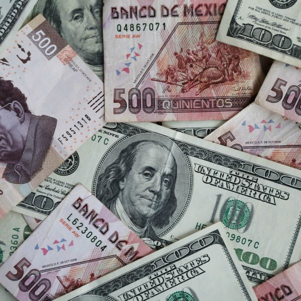 The Mexican Peso Is Getting Stronger As Markets Are Taking Trump Less Seriously