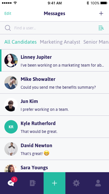 Canvas is a startup that wants all your job interviews to