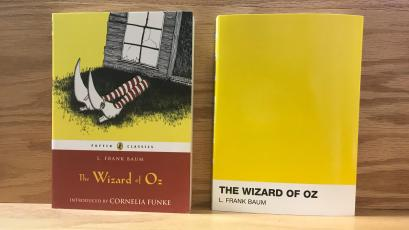 Pantone Colors Have Come To Classic Children S Books Like The Wizard Of Oz And The Adventures Of Tom Sawyer Quartz