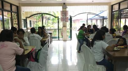 United domestic helpers of the Philippines in Antipolo