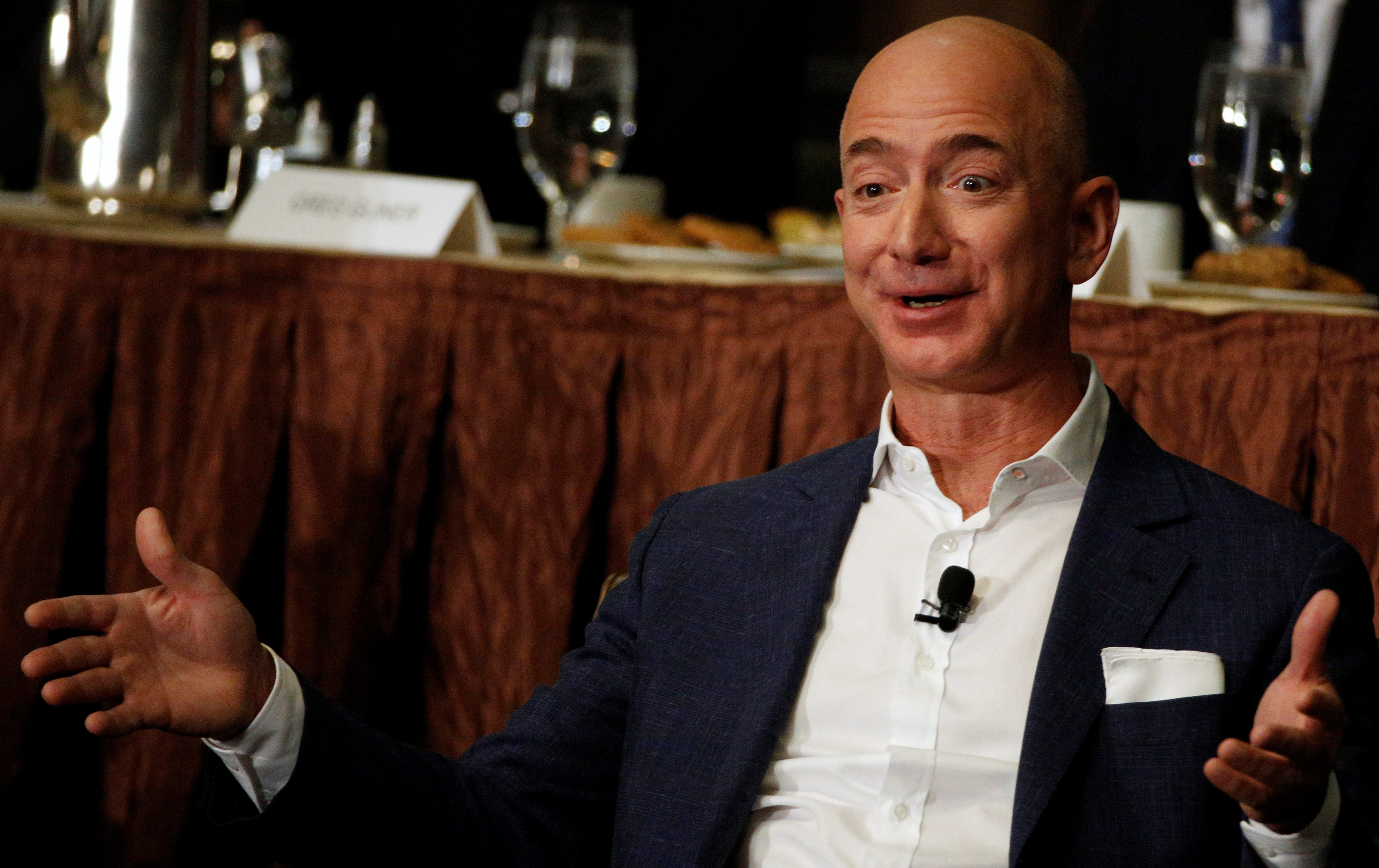 Why Did Amazon Buy Whole Foods Ceo Jeff Bezos Is Obsessed With