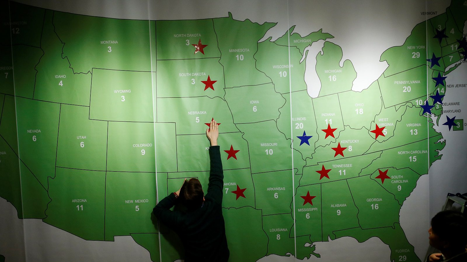 Republicans have manipulated state voting maps to ensure they win legislative seats even when they lose popular votes.