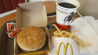 fast food effects on economy