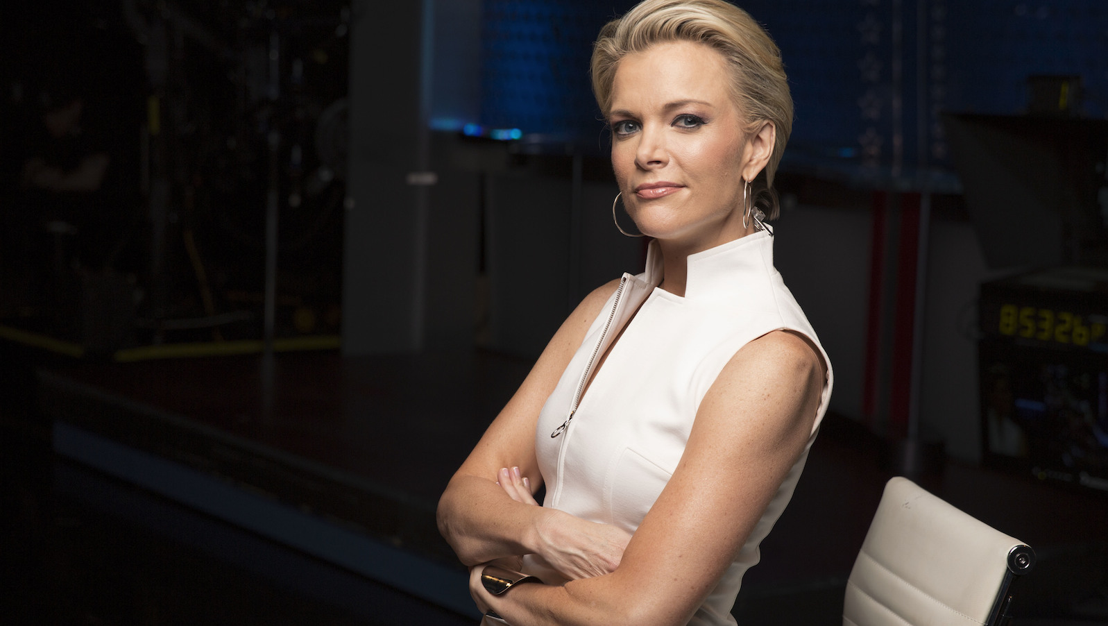 """FILE - In this May 5, 2016 file photo, Megyn Kelly poses for a portrait in New York. Kelly is calling on President-elect Donald Trump's social media director to stop encouraging hostile elements among some of his supporters. London-based newspaper, The Guardian, reports that the Fox News anchor told an audience at a speaking event in Washington Monday, Dec. 5, 2016, that there's a small group of Trump supporters """"that really enjoys nastiness and threats."""" She said Dan Scavino's job during the campaign was """"to stir these people up and that man needs to stop doing that.""""(Photo by Victoria Will/Invision/AP, File)"""