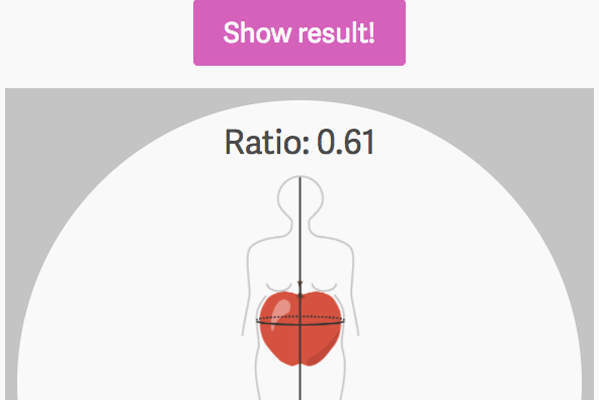 Waist to height calculator a better way to measure body fat than waist to height calculator a better way to measure body fat than bmi quartz geenschuldenfo Gallery
