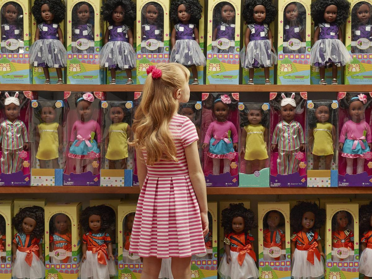 In a photo series for O Magazine, racial dynamics between white ...