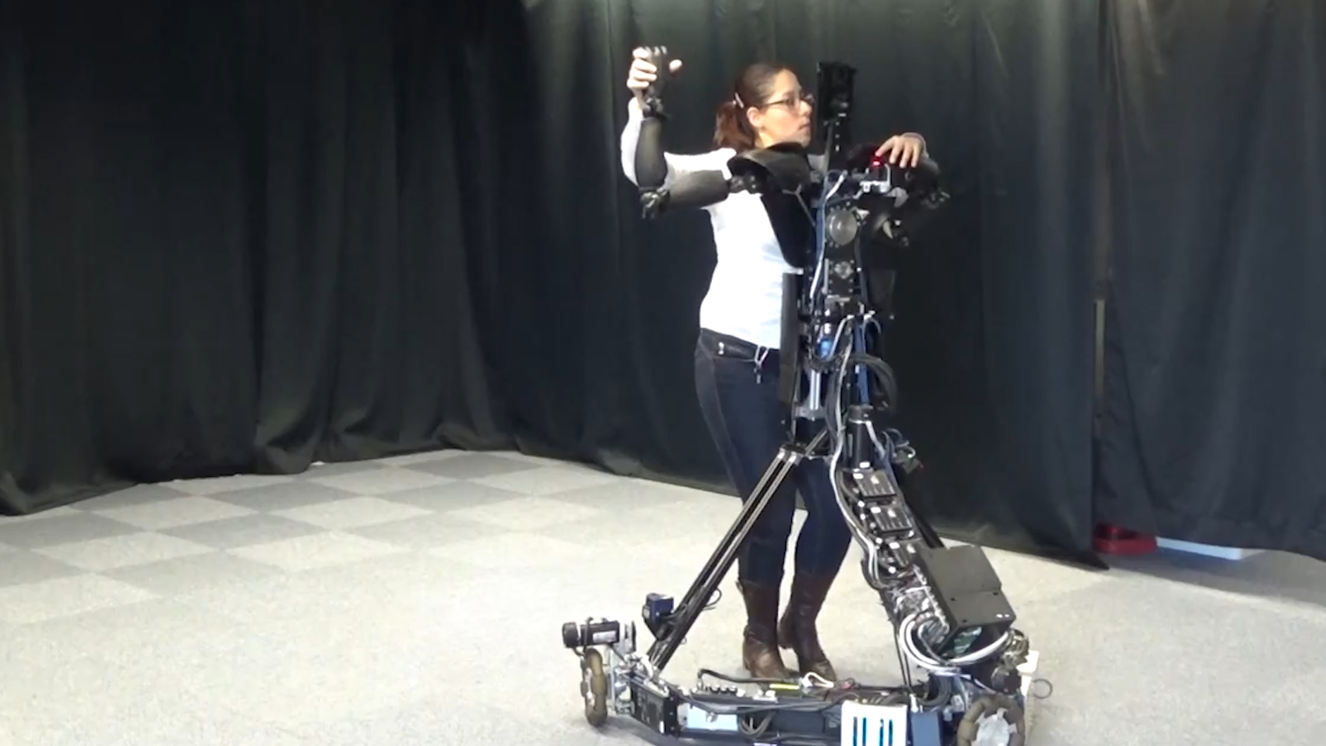 Scientists At Tohoku University Made A Robot Dance Teacher To Help