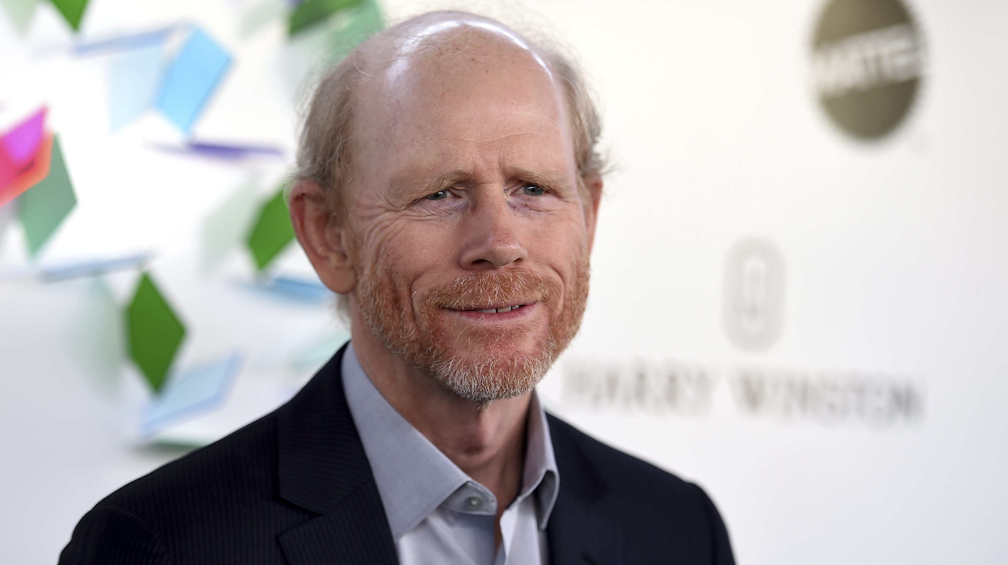 Ron Howard arrives at the Kaleidoscope 5: LIGHT event on Saturday, May 6, 2017 in Culver City, Calif. (Photo by Jordan Strauss/Invision/AP)