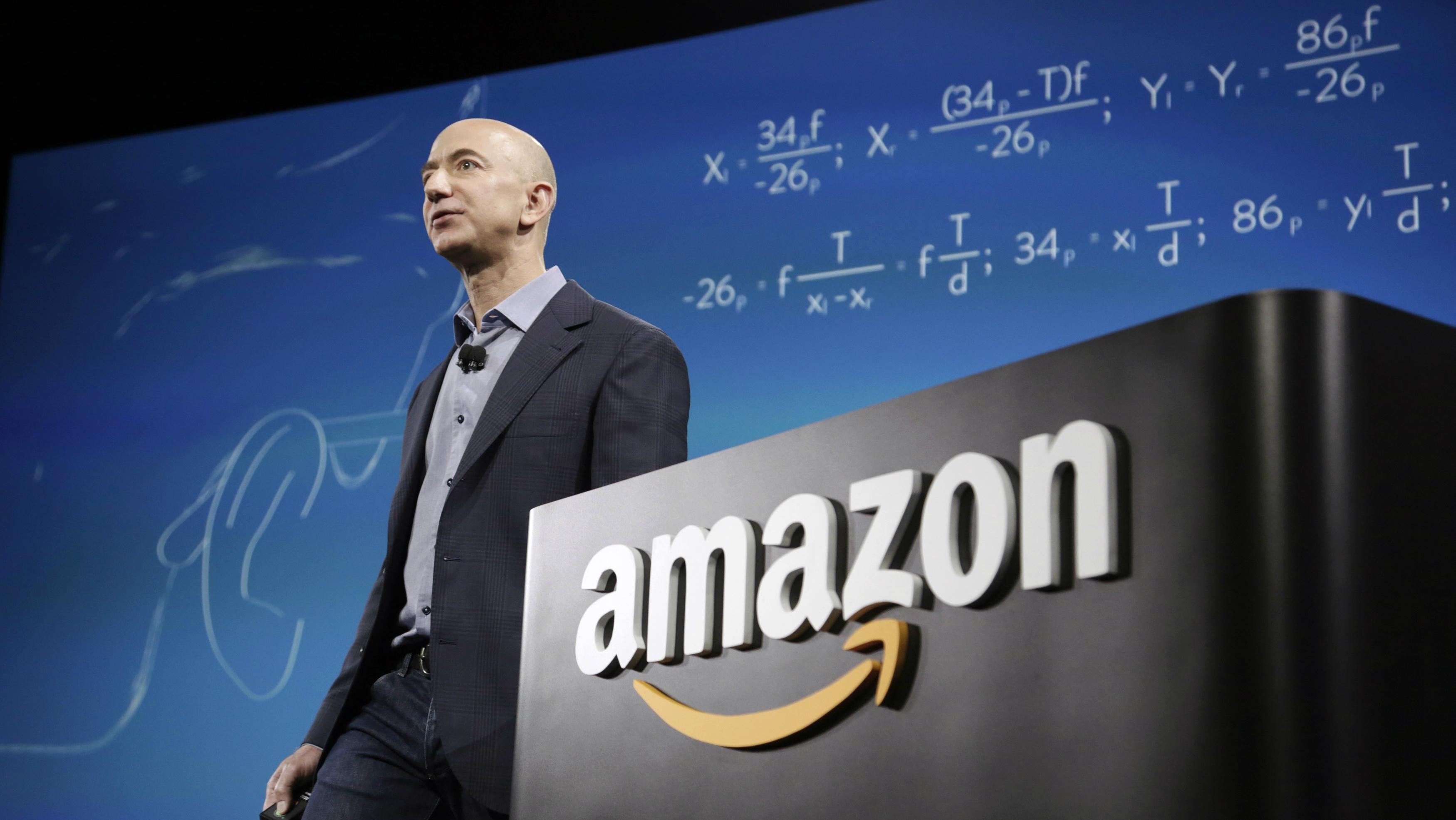 Amazon (AMZN) has so many interns that the Seattle transit