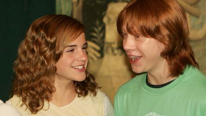harry and hermione secretly dating fanfic