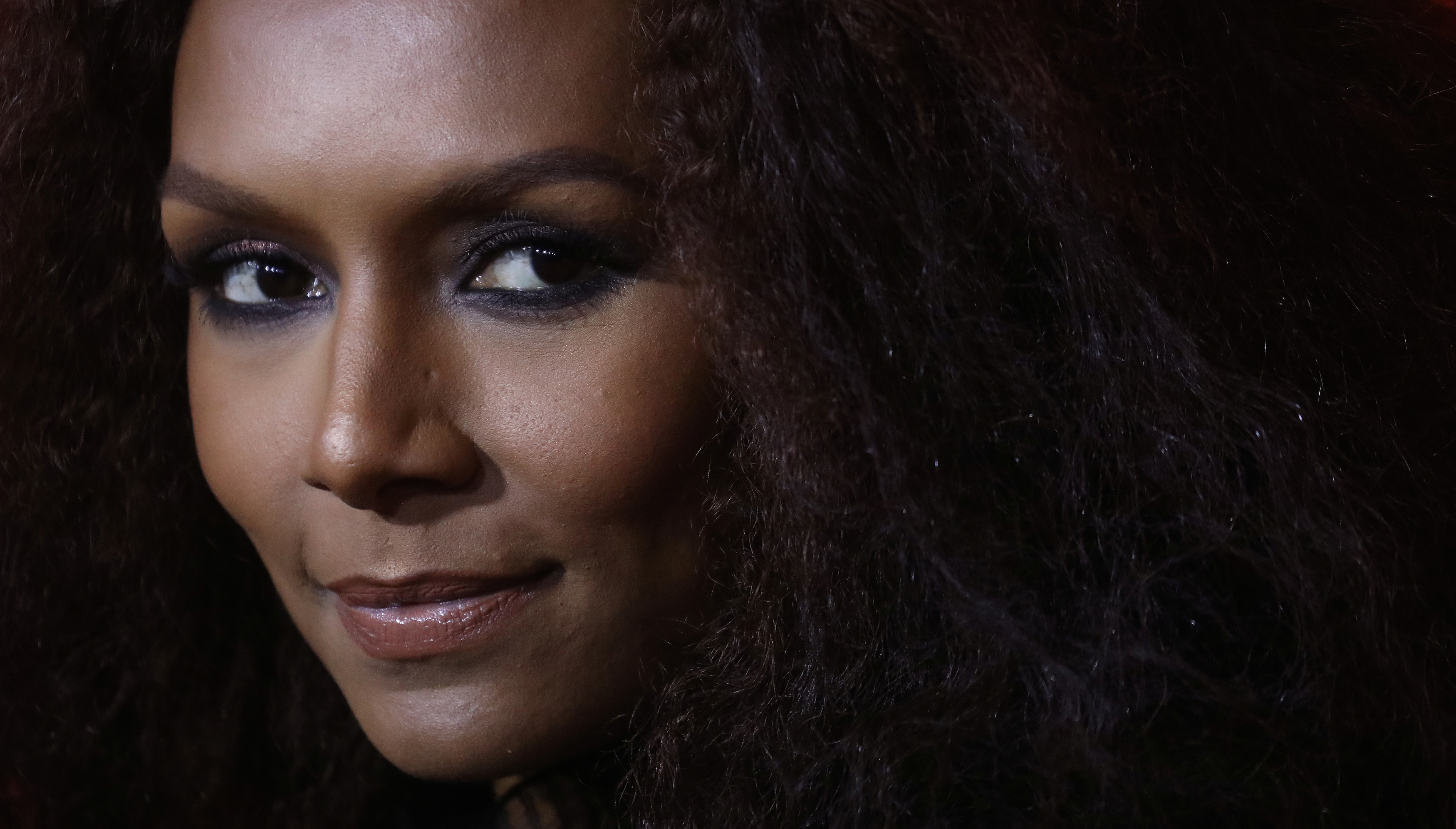 Janet Mock arrives for the Time 100 Gala in the Manhattan borough of New York, New York, U.S. April 25, 2017.   REUTERS/Carlo Allegri - RTS13XA2