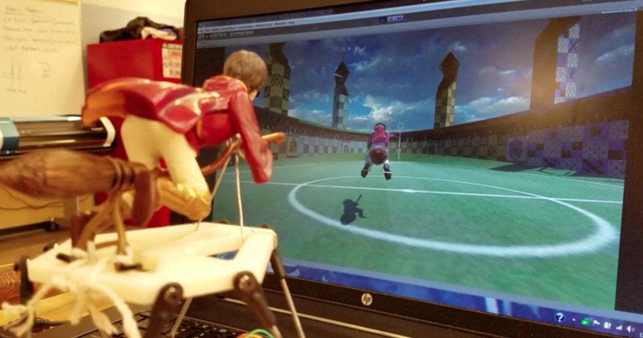 This Florida university is making Quidditch a (virtual