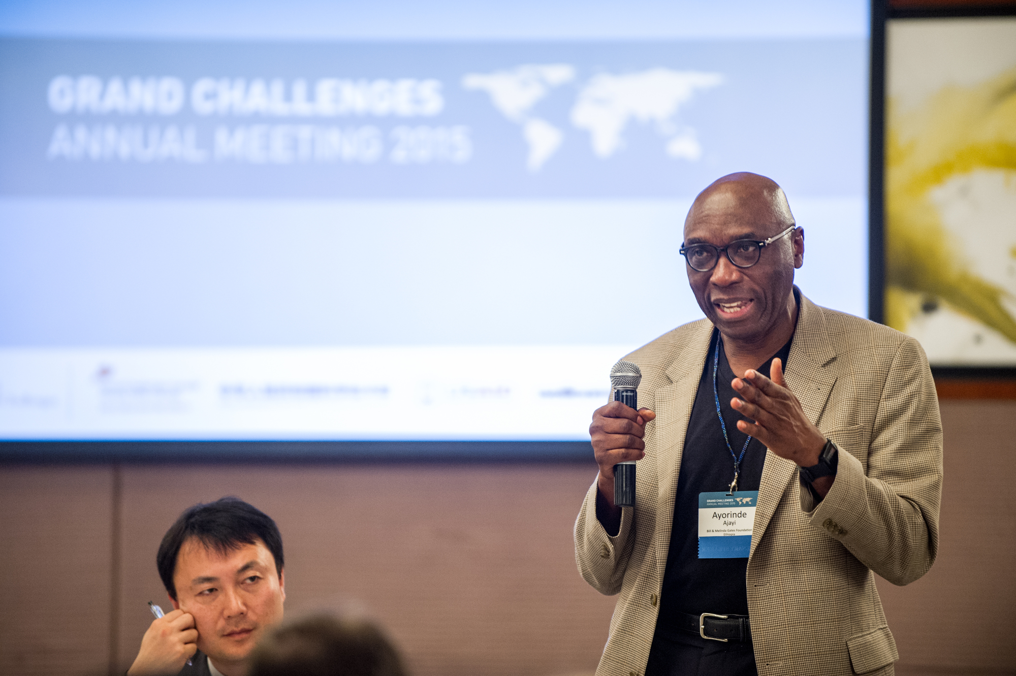 Gates Foundations Ayo Ajayi says birth prioritizing control and encouraging innovation the answer to Africa's healthcare challenges