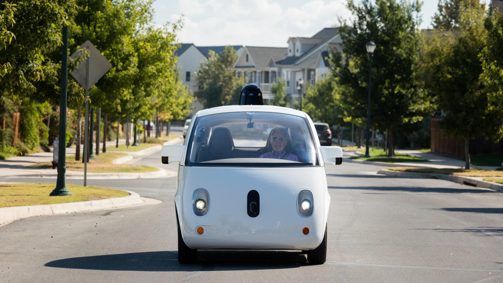 waymo google self driving cars