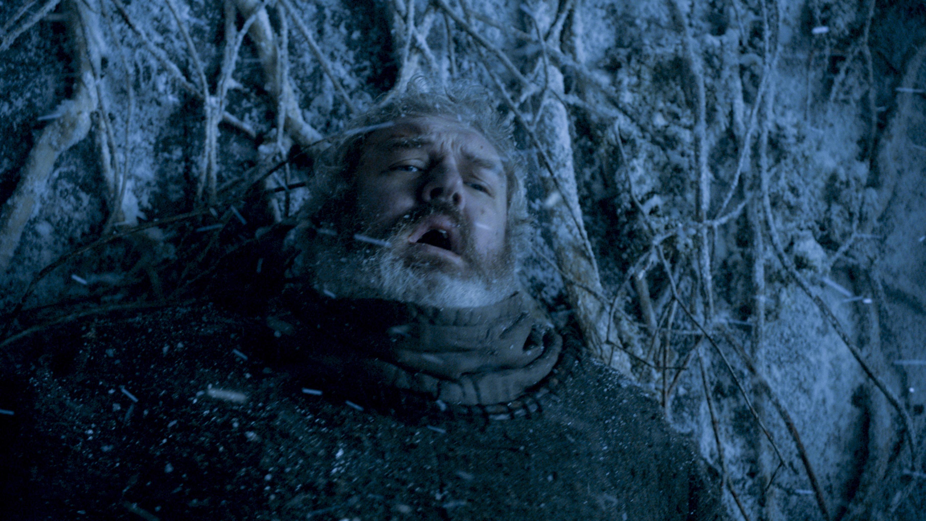 Hodor Game of Thrones hold the door