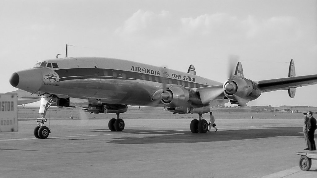Air India was once the company that inspired Singapore Airlines and ...