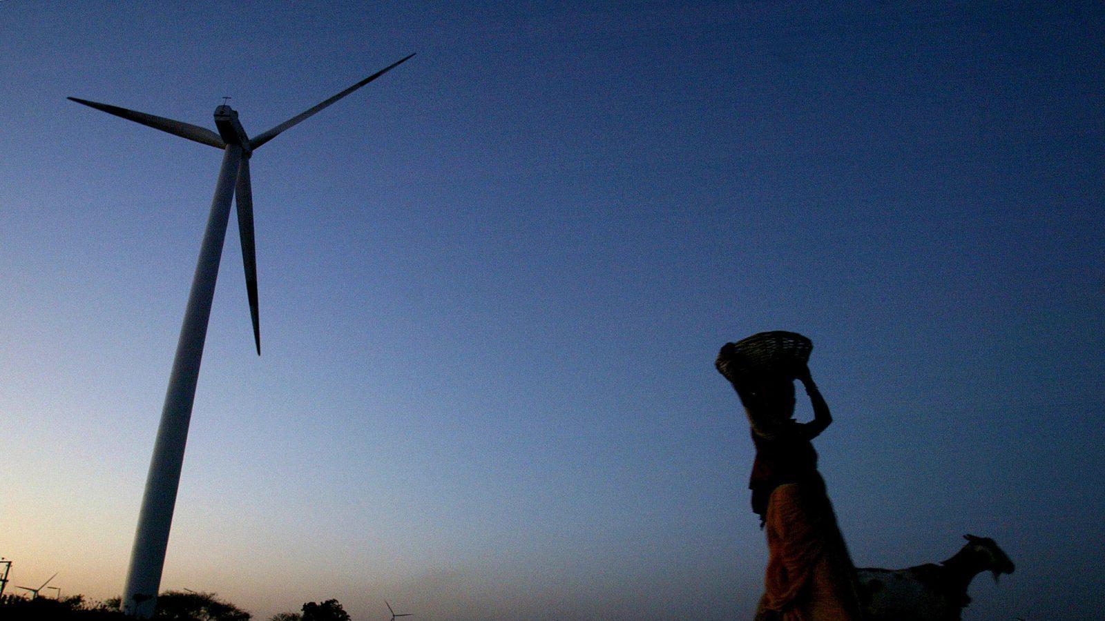 India-wind