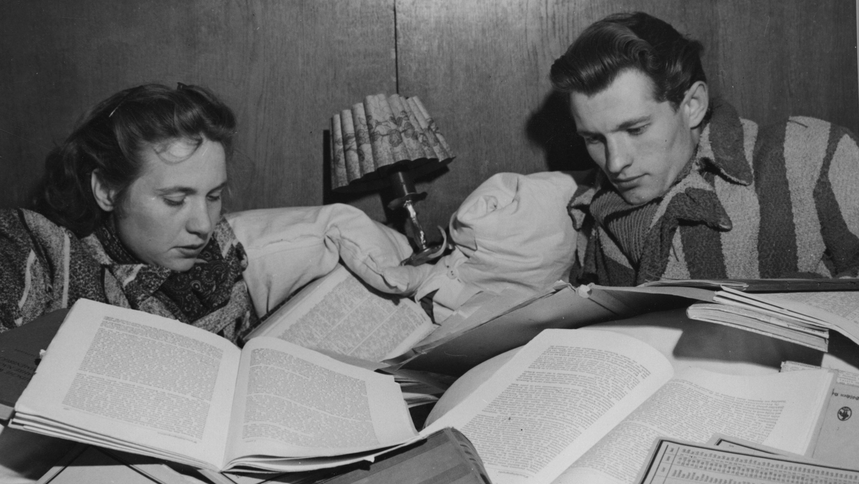 Berlin Free University Students 1948