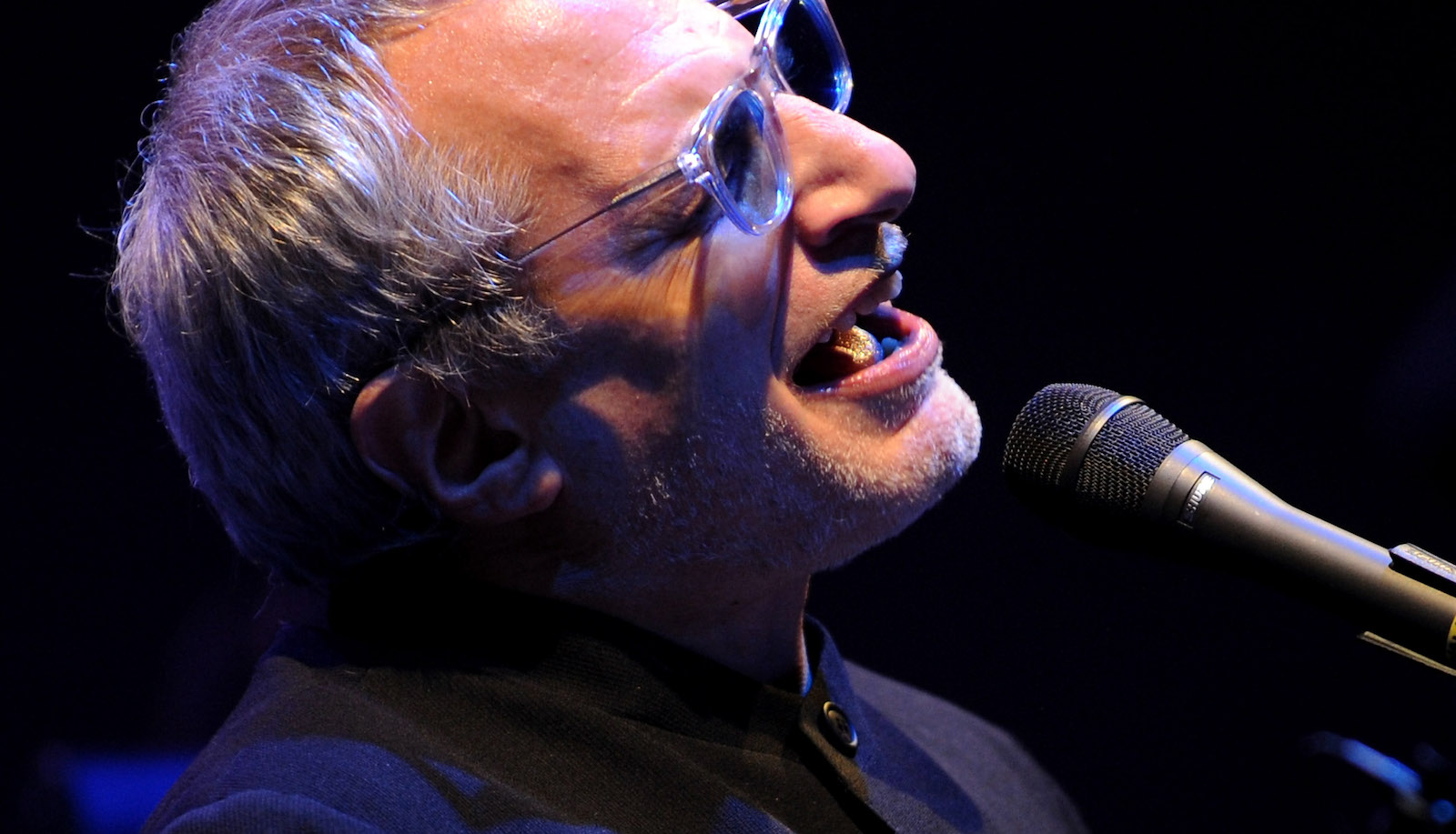 Steely Dan's Donald Fagen is back on tour—the result of nobody