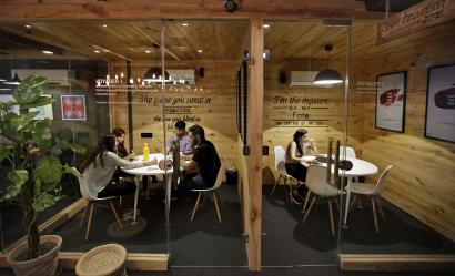 India-co-working