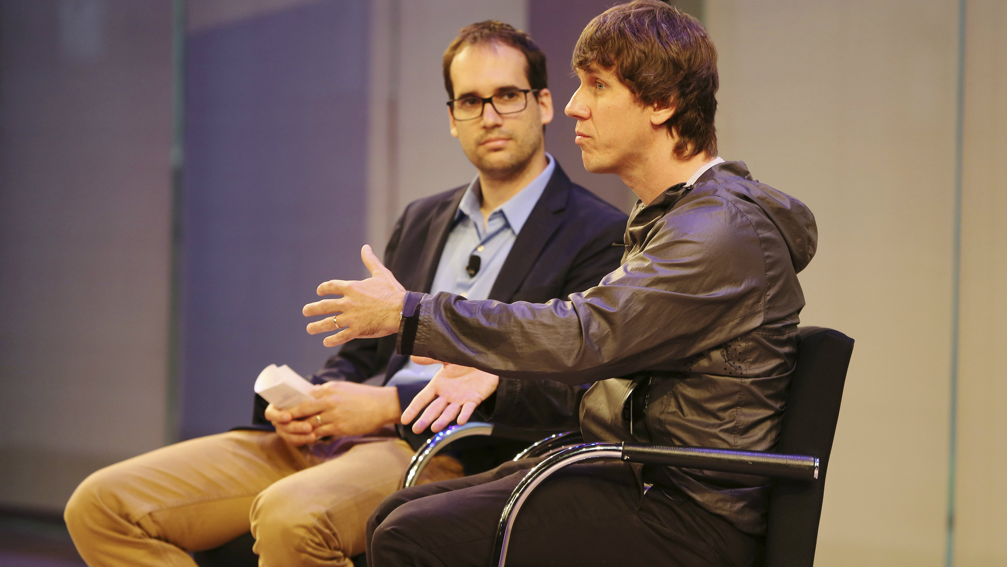 Dennis Crowley teaches important lessons about growing a succesful startup.
