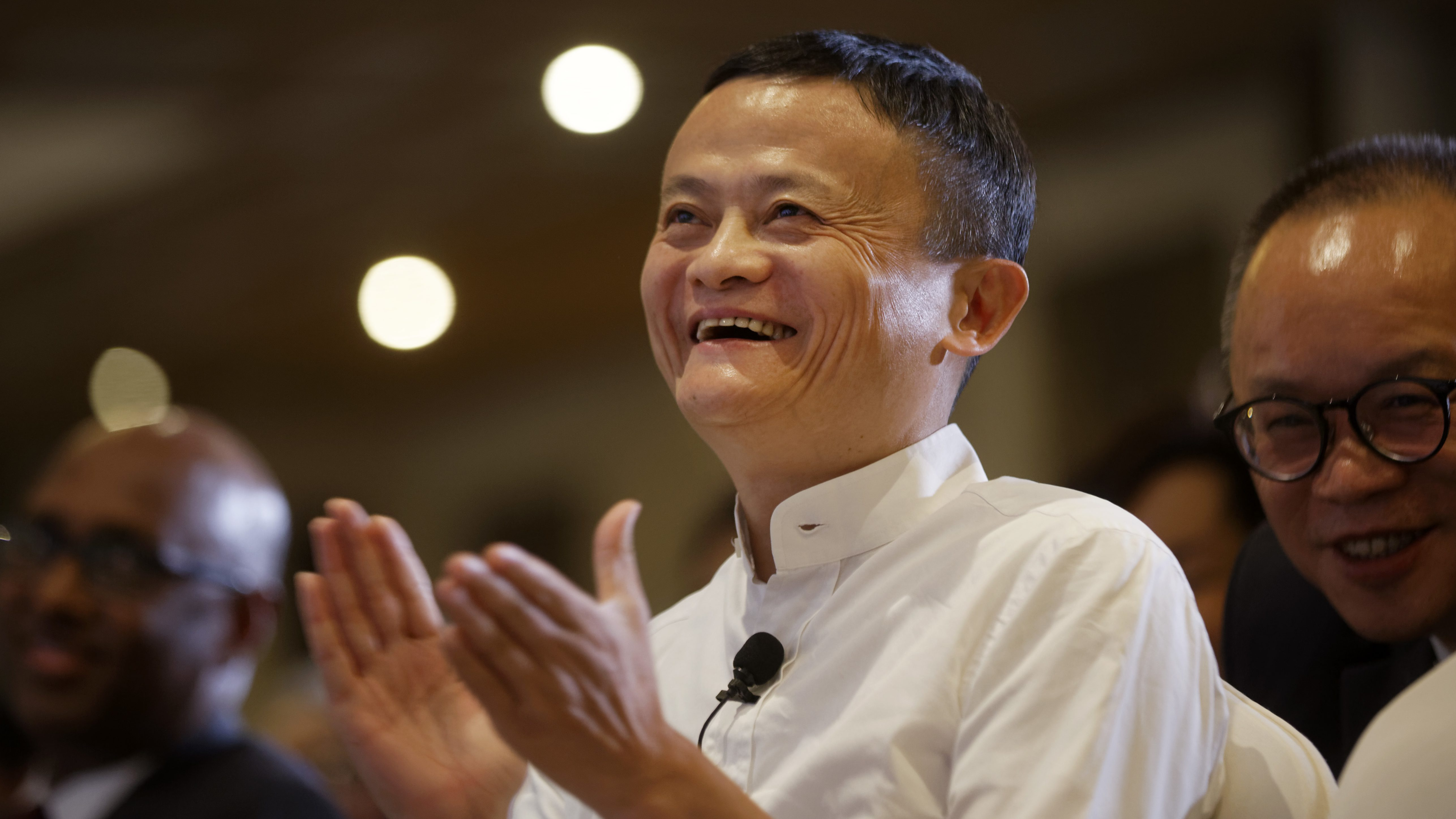 Alibaba S Jack Ma Is Visiting Kenya And Rwanda To Look For Deals And