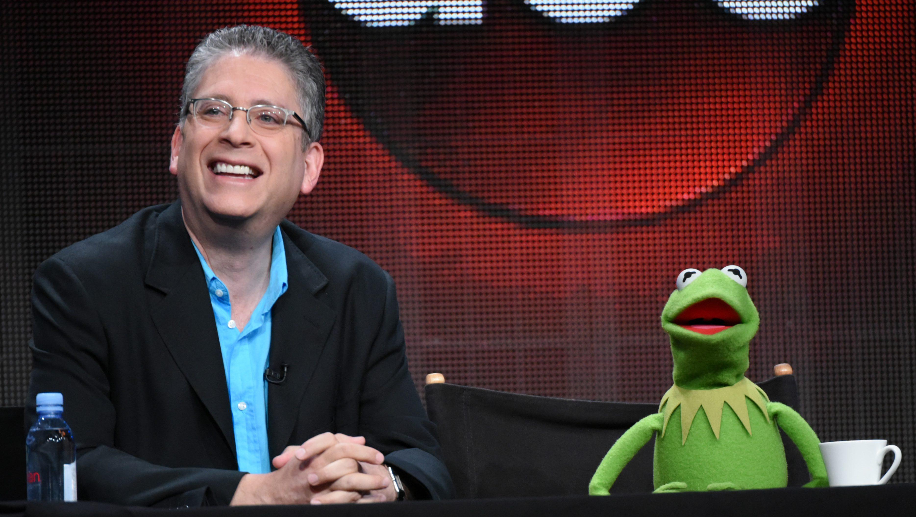 Bill Prady, Kermit the Frog