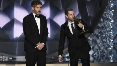 david benioff and db weiss hbo