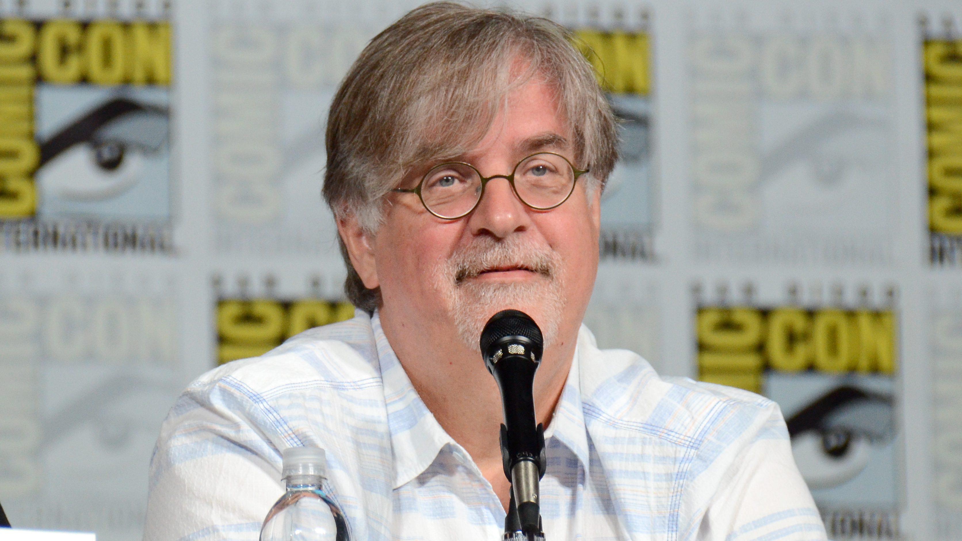 Matt Groening The Simpsons creator
