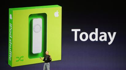 Apple (AAPL) kills the iPod Nano and Shuffle—and the iPod, for all