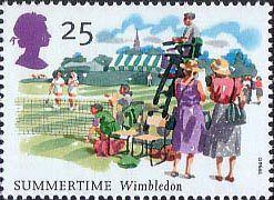 Royal Mail 1994 Wimbledon Stamp.