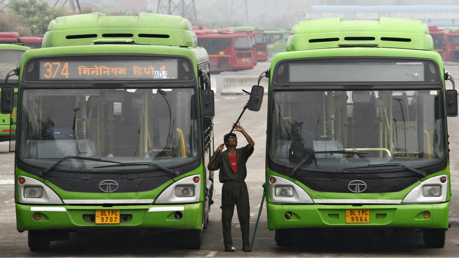 India-Electric-Bus