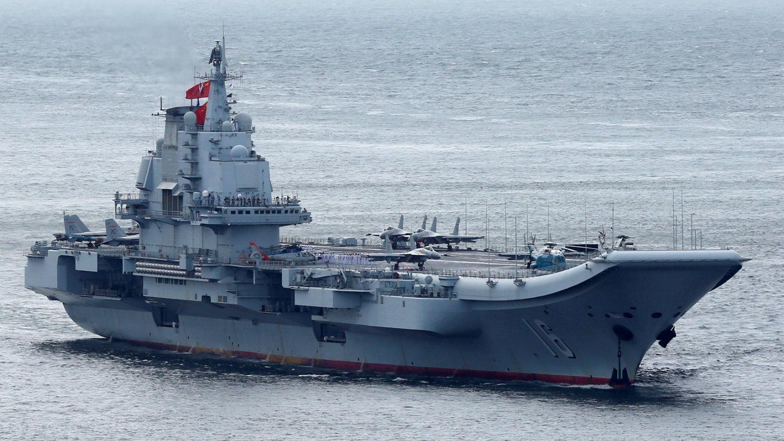 China-India-navy-south-china-sea