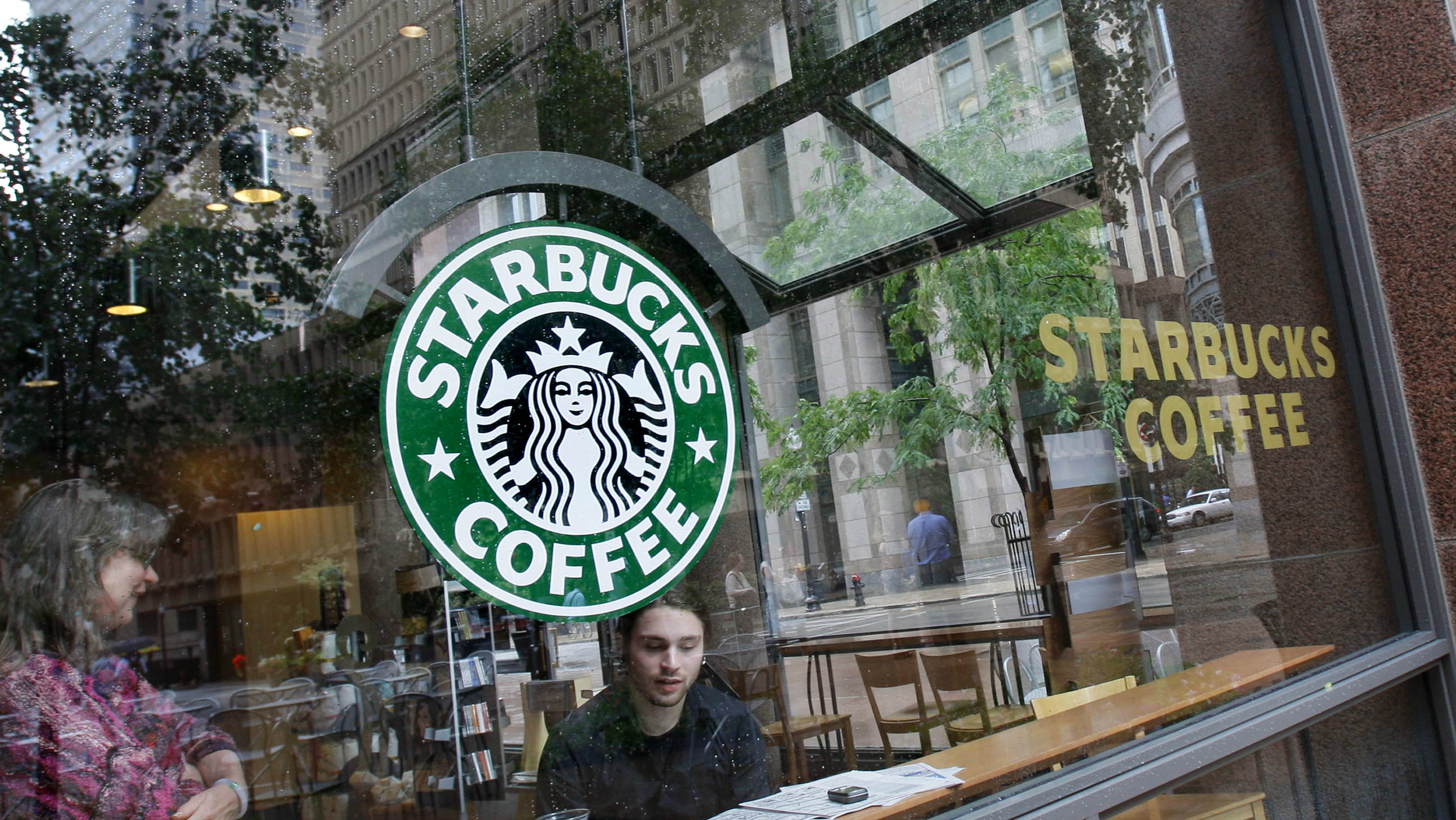 Starbucks looks to China for growth.