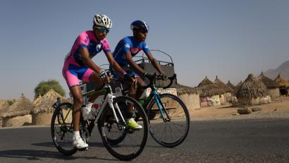 Eritrea's cycling in Tour of Eritrea is part of a long tradition