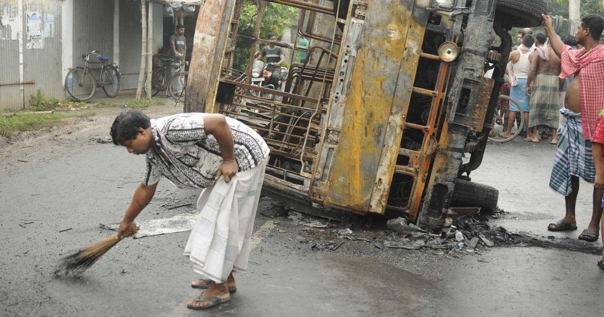 West Bengal-Violence-Hindus-Muslims