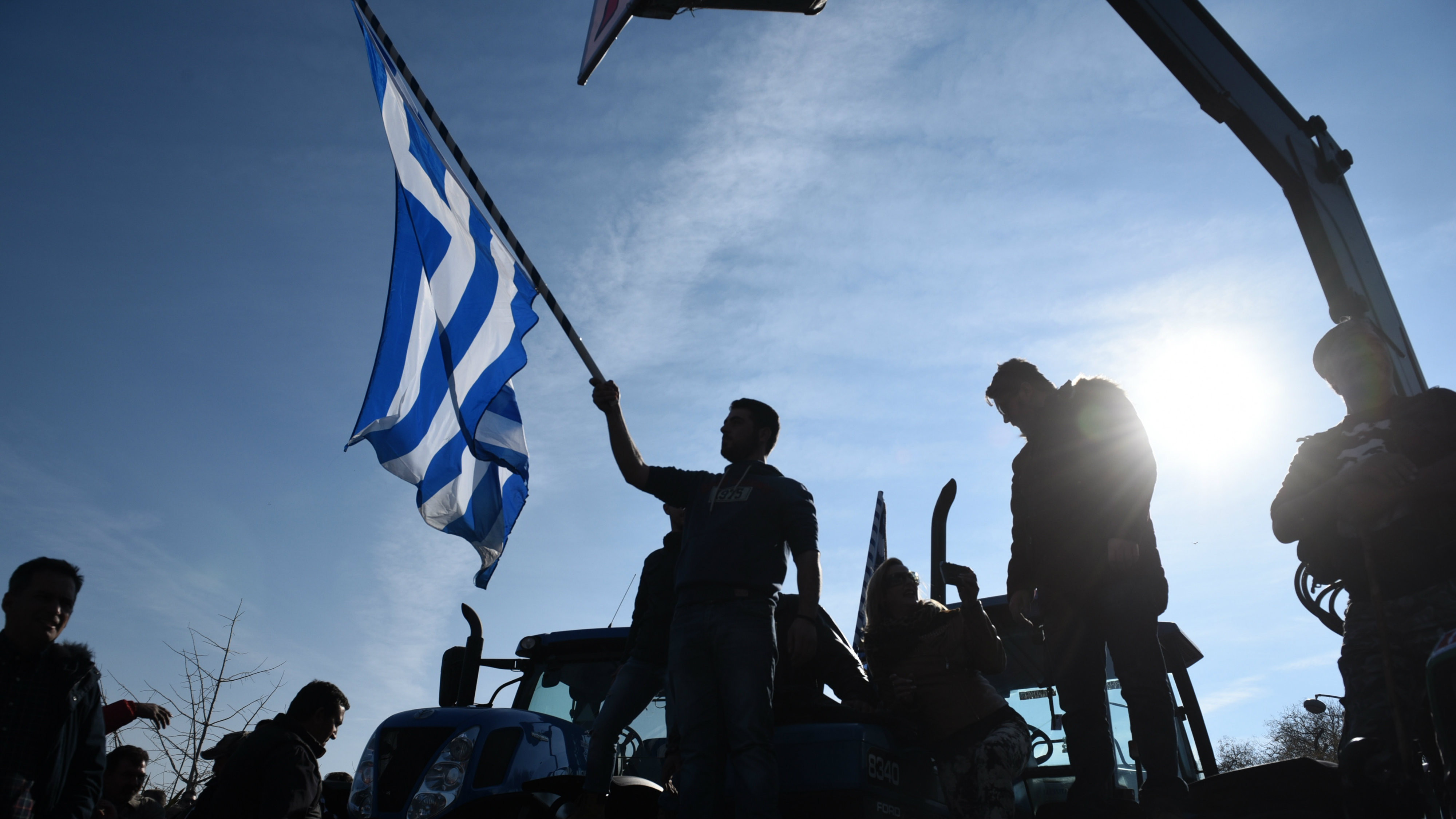 Greeks protest against reforms in bailout programs