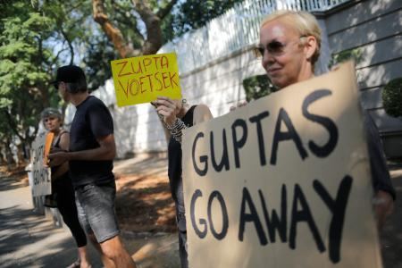 London PR firm Bell Pottinger sacks senior staff over account linked to Gupta company