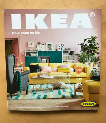 Ikea Catalogue 2018 Defining Domestic Bliss In Different Cultures