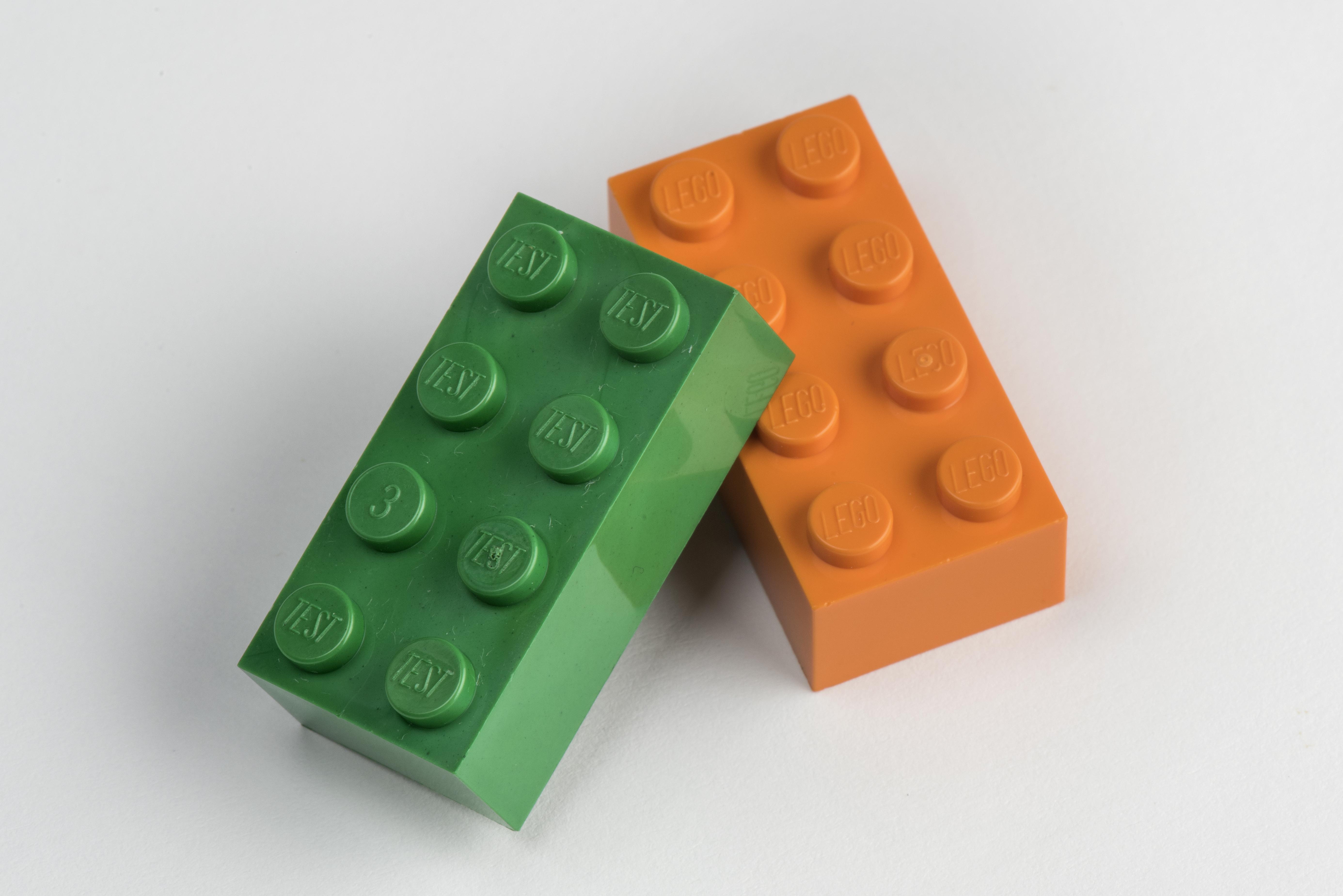 Lego test plastics