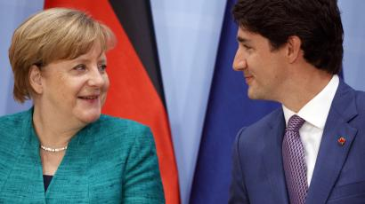 World leaders united against the US's position on climate policy at the G20 summit in Hamburg, Germany