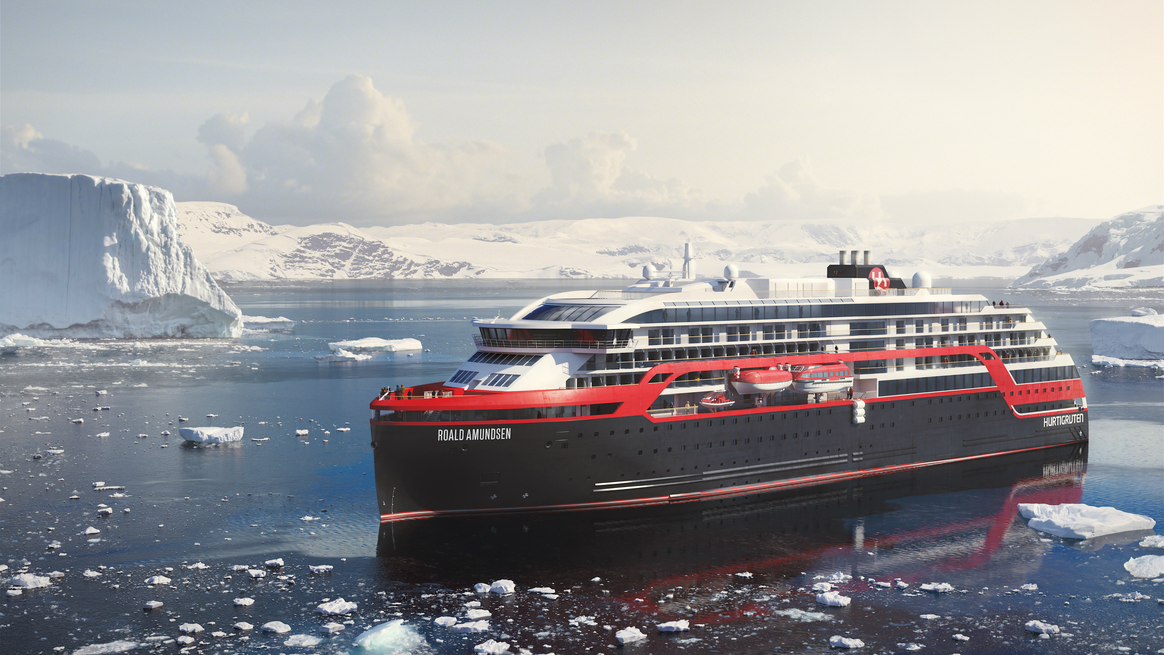 The Electric Revolution Is Coming To Freighters And Cruise