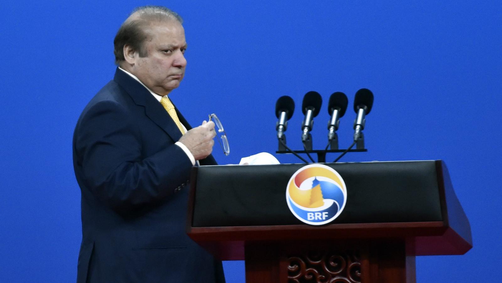 Nawaz-Pakistan-Panama Papers