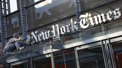 The New York Times (NYT) needs to phase out its print product, now