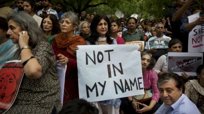 India-Liberals-Not in my name