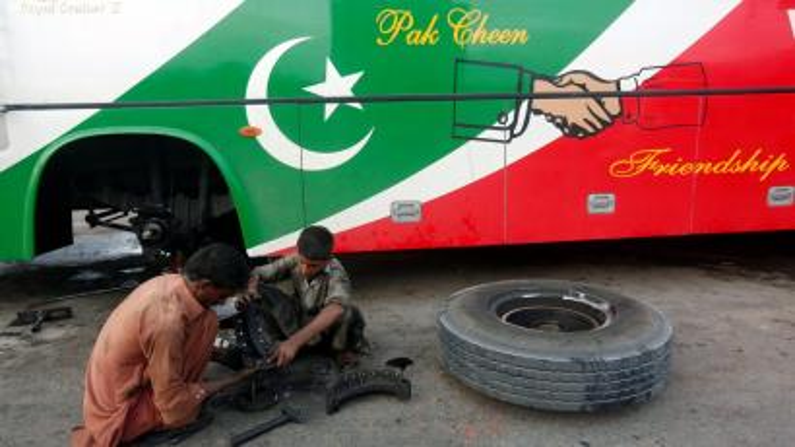 China-Pakistan-ISIS