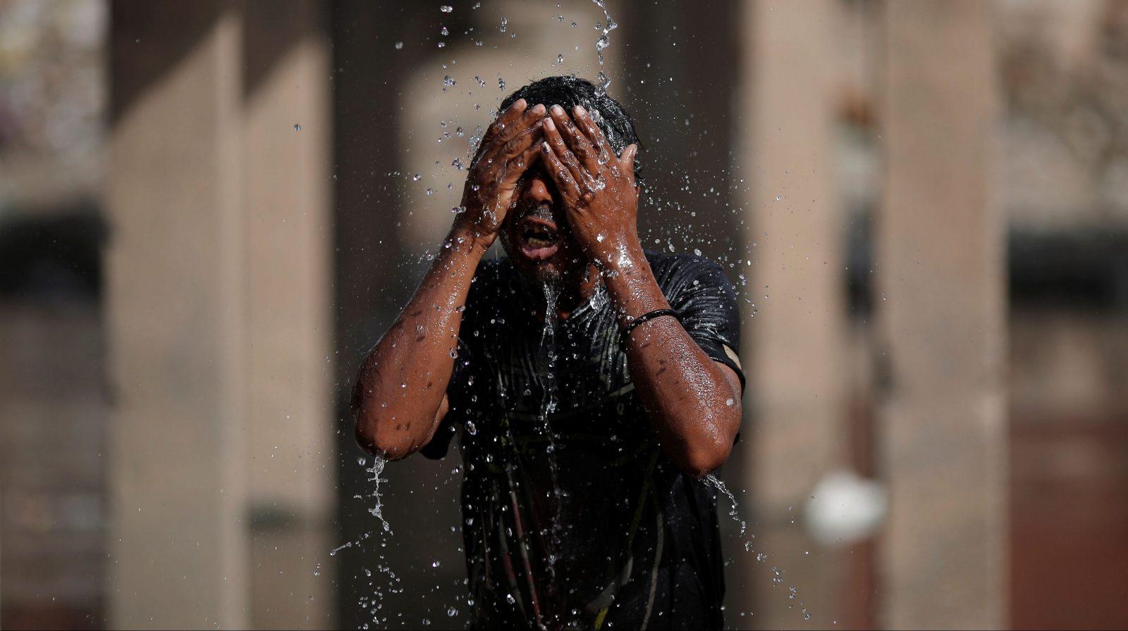 India-New-Delhi-water-shortage